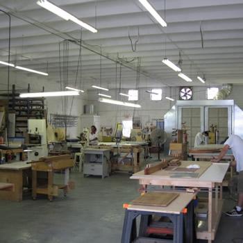 wood shop in Oakland Park Florida