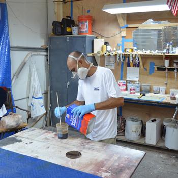 Making paint and primer craftsman Fort Lauderdale craftsman