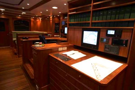 captains operations center navigation