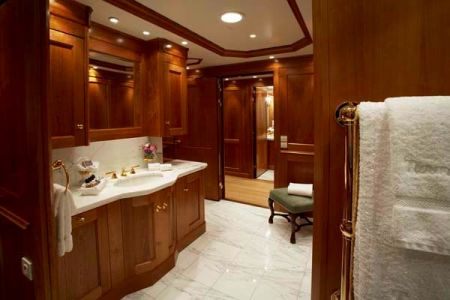 Master Bath yacht carpenter