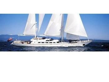 sailing sails superyacht sailing vessell