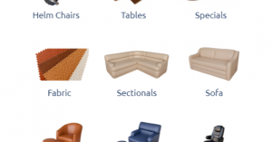 types of boat furniture furniture_boating