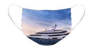 facemask covid 19 mask coronavirus mask of a yacht