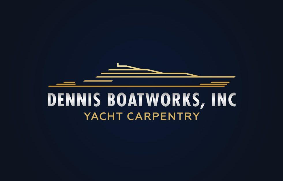 Dennis Boatworks Inc Alternate Logo